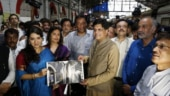 Union Minister Piyush Goyal launches restoration work of Byculla railway station in Mumbai