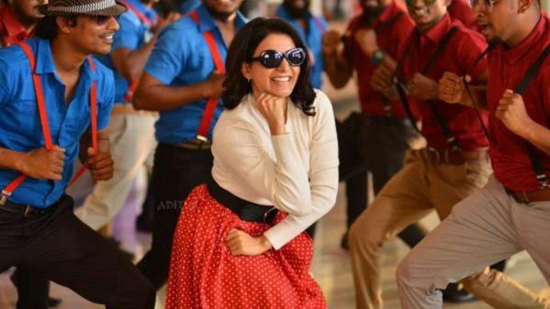 Oh! Baby Movie Review: Samantha is outstanding in a