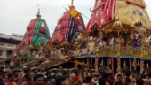 In pics: Jagannath rath yatra begins in Puri, PM Modi wishes people