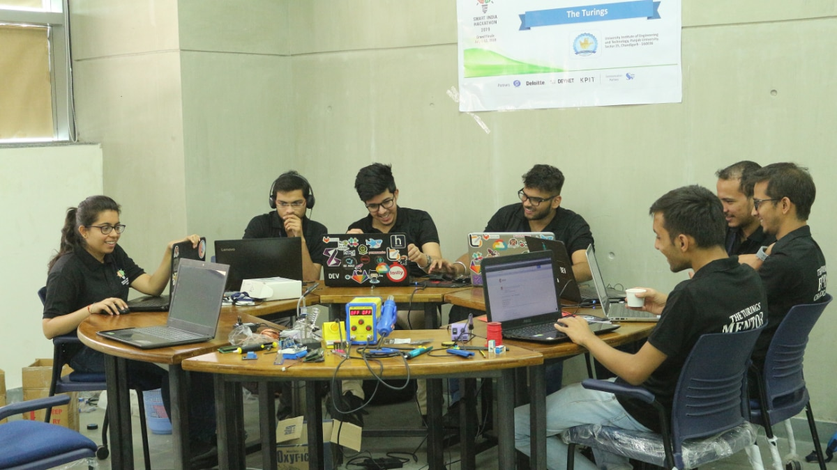 IIT Hyderabad conducts Smart India Hackathon (SIH) 2019