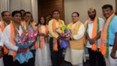 Saddened by induction of Congress MLAs into party, loyal BJP worker quits