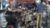 Pune: 3 killed, another injured in road accident