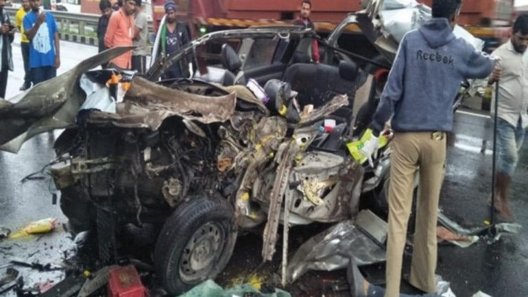 Pune 3 Killed Another Injured In Road Accident India News