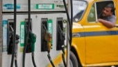 FM Nirmala Sitharaman raised excise duty and road and infrastructure cess on the auto fuels by Rs 2 per litre each to raise over Rs 28,000 crore. (File photo: Reuters)