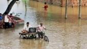 Floods continue to wreak havoc in Bihar, Assam; death toll mounts to 166
