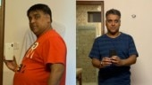 Ram Kapoor's body transformation Photo: Instagram/ Ram Kapoor