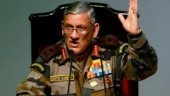 Let there be no doubt: No act of terror will go unpunished, says Army chief General Rawat