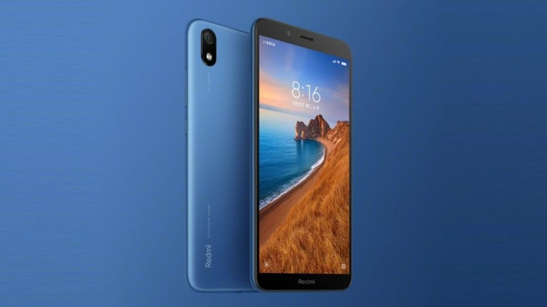 Xiaomi Redmi 7A launched in India with price of Rs 5,999