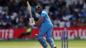 Rohit Sharma 2nd India batsman to score 600 runs in a single World Cup