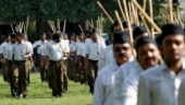 Political storm brewing in Bihar over police seeking info on RSS, Sangh Parivar functionaries