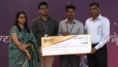 Bhubaneshwar students develop forest fire detection system, win 2.5 lakh in national design fellowship