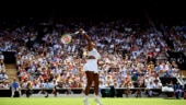 Serena Williams reaches 11th Wimbledon final after easy win over Barbora Strycova