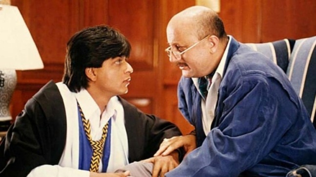 Anupam Kher lauds Shah Rukh Khan's decision to take break from films: It helps you reinvent yourself