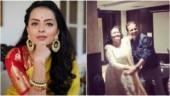 Watch: Sarvagun Sampanna star Shrenu Parikh's parents dancing together will make you go aww