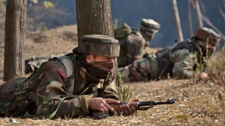 Soldier killed as Pakistan violates ceasefire along LoC in