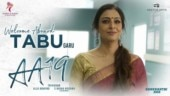 AA19 team gives Tabu a warm welcome. Watch adorable video