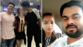 Fact Check: Is this boy kissing a girl publicly Sakshi Mishra's brother?