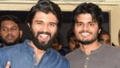 Arjun Reddy star Vijay Deverakonda tears up at Dorasani event: My brother worked in US so I could act