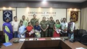 Maharashtra: 6 most wanted Maoists surrender in Gadchiroli
