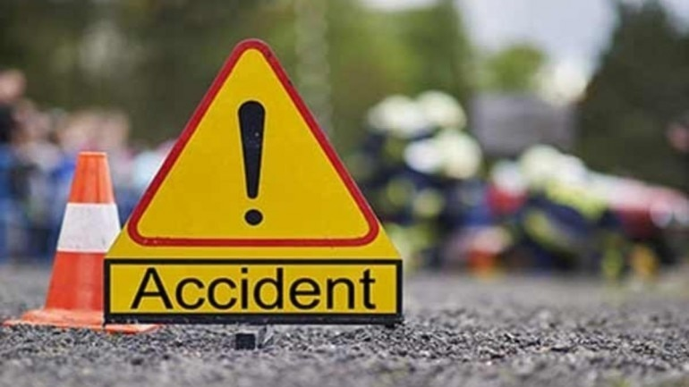 13 injured after bus collides with lorry in Vizag - India News