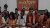 Aligarh: Hindu Mahasabha activists send letters written in blood to PM Modi