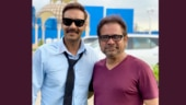 Anees Bazmee on Ajay Devgn: He still puts a smile on my face