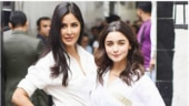 Alia Bhatt has a sweet wish for birthday girl Katrina Kaif: May you always give us body goals