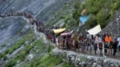 Over 95,000 pilgrims embarked on Amarnath Yatra in past 7 days