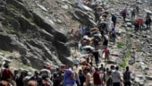 Over 2.39 lakh pilgrims pay obeisance at Amarnath cave shrine