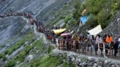 Amarnath yatra crosses last year's figure of 2.85 lakh pilgrims