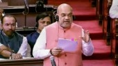 Rajya Sabha approves extension of President's Rule in J&K as Amit Shah attacks Nehru
