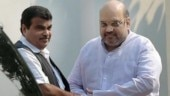 Nitin Gadkari out, Amit Shah to lead ministers on Air India sale process