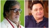 Amitabh Bachchan sends best wishes to Rishi Kapoor for Jhootha Kahin Ka