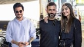 Anil Kapoor wishes Anand Ahuja on birthday: Thank you for giving us reasons to be proud of