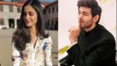 Ananya Panday on Kartik Aaryan: He makes me laugh all the time