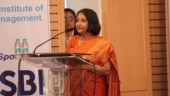 As CFO of the SBI, Anshula Kant managed USD 38 billion of revenues and total assets of USD 500 billion. (Photo: Twitter/NIBM_Pune)