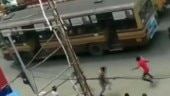 2 student groups in Chennai attack each other with knives: WATCH