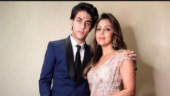 Gauri Khan can't stop listening to Aryan Khan's voice as Simba in The Lion King