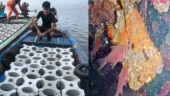 17-year-old Mumbai boy creates India's first 3D printed artificial reef to save aquatic species