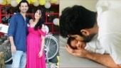 Barun Sobti's first picture with daughter Sifat is too cute for words. See pic