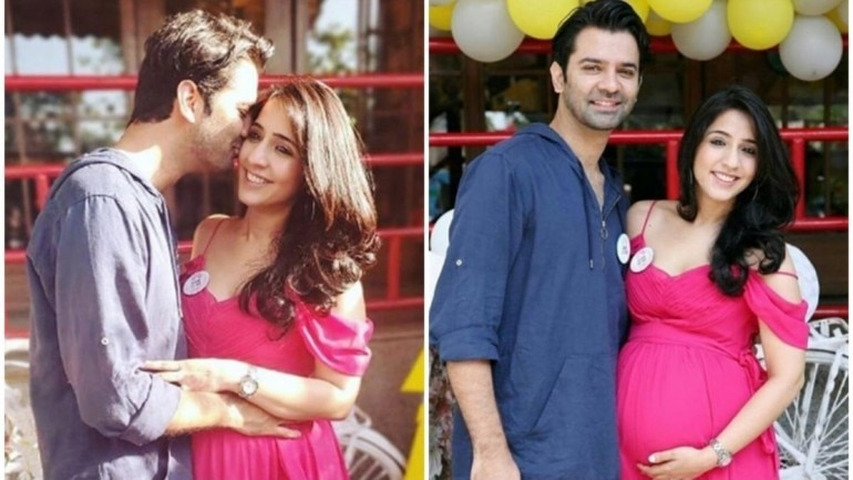Barun Sobti and wife Pashmeen blessed with a baby girl after
