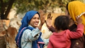 Bhumi Pednekar shares high five photo from Saand Ki Aankh sets. Taapsee Pannu's response wins the day