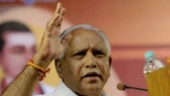 Ahead of floor test, confident Yediyurappa says will move confidence motion in Assembly