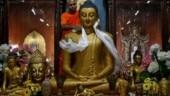 Five Budddha statues vandalised in Nepal