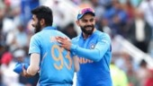India vs New Zealand: Virat Kohli mimics Jasprit Bumrah's bowling action