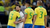 Copa America: Jesus, Firmino on target as Brazil crush Argentina to reach final