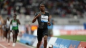 Caster Semenya barred from competing in 800m at world championships