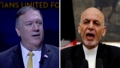 Mike Pompeo, Ashraf Ghani call for accelerated efforts to end Afghan war