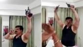 Viral video edited, intrusion into my privacy: BJP MLA Kunwar Pranav Singh Champion