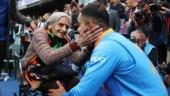 World Cup 2019: Virat Kohli, Rohit Sharma meet 87-year-old superfan after India reach semi-finals